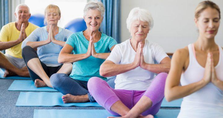 yoga para seniors