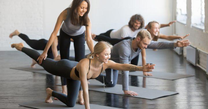 convertirse en profesor de yoga