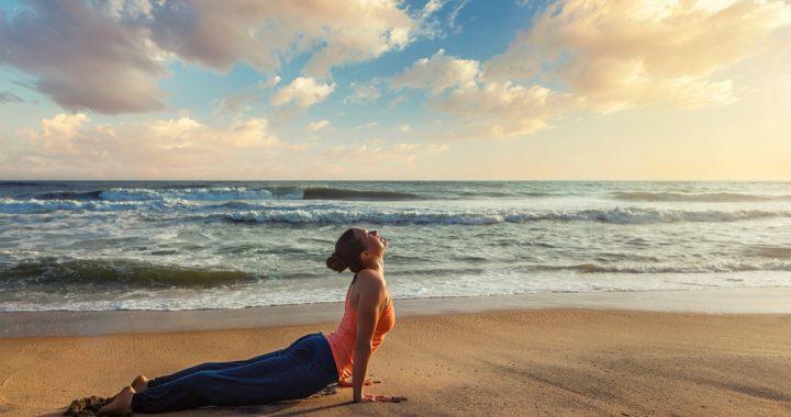 sun salutation yoga poses