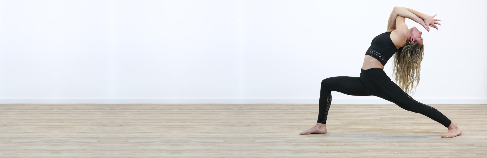 Vinyasa Flow Yoga